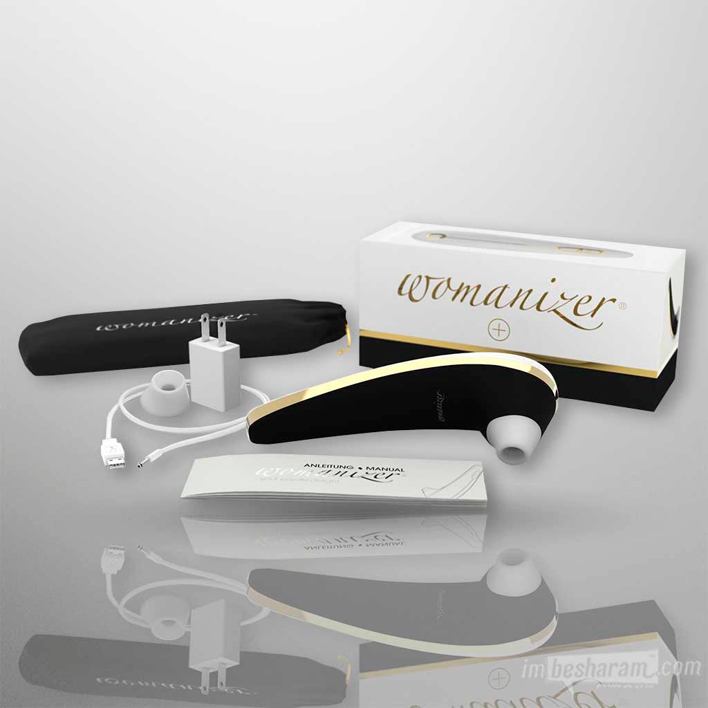 Womanizer Plus Stimulator main image 2