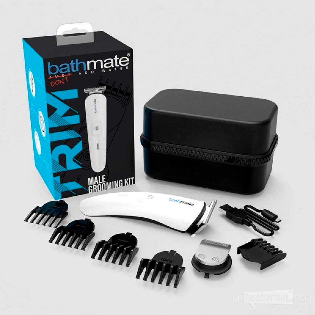 Bathmate 'Trim' Male Grooming Kit (Best Seller)