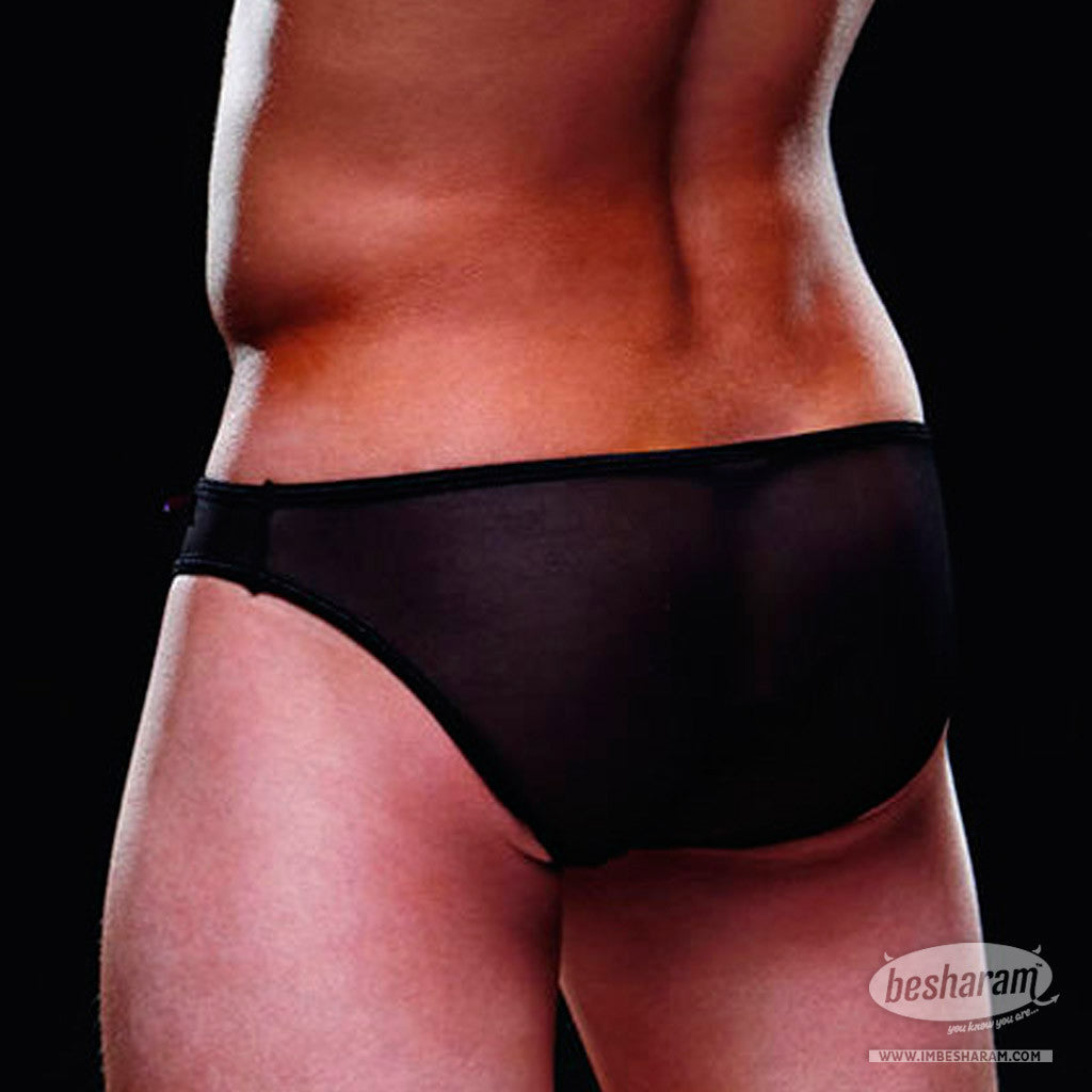 Baci Envy Mesh Brief main image 3