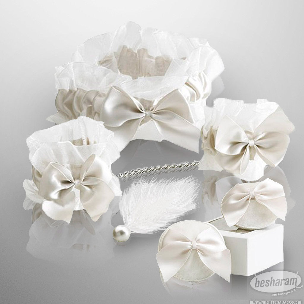 Bijoux Indiscrets Wedding Night Romance Kit main image 2