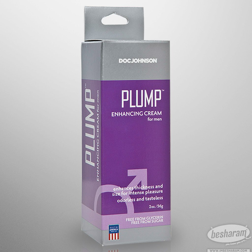 Plump Enhancement Cream For Men main image 2