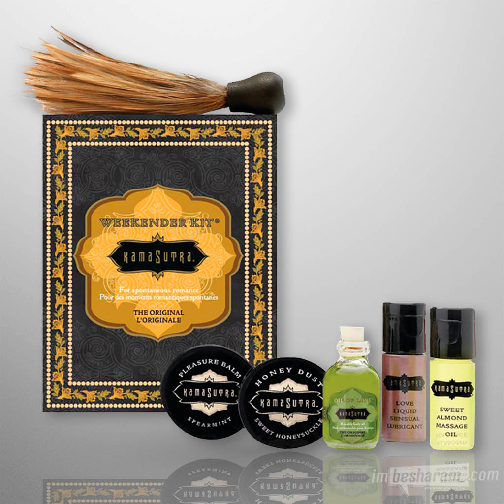 Kama Sutra The Weekender Kit-The Original
