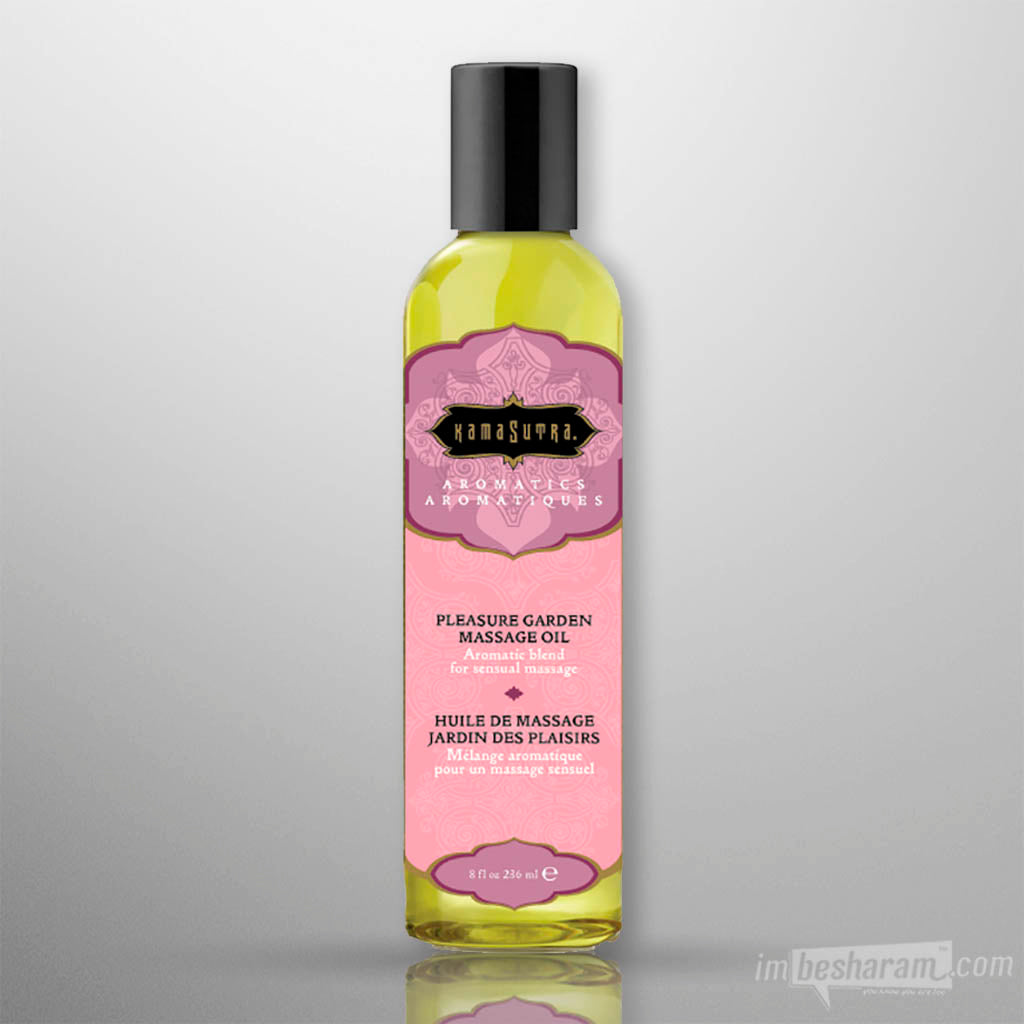 Kama Sutra Aromatic Massage Oil 8oz main image 3