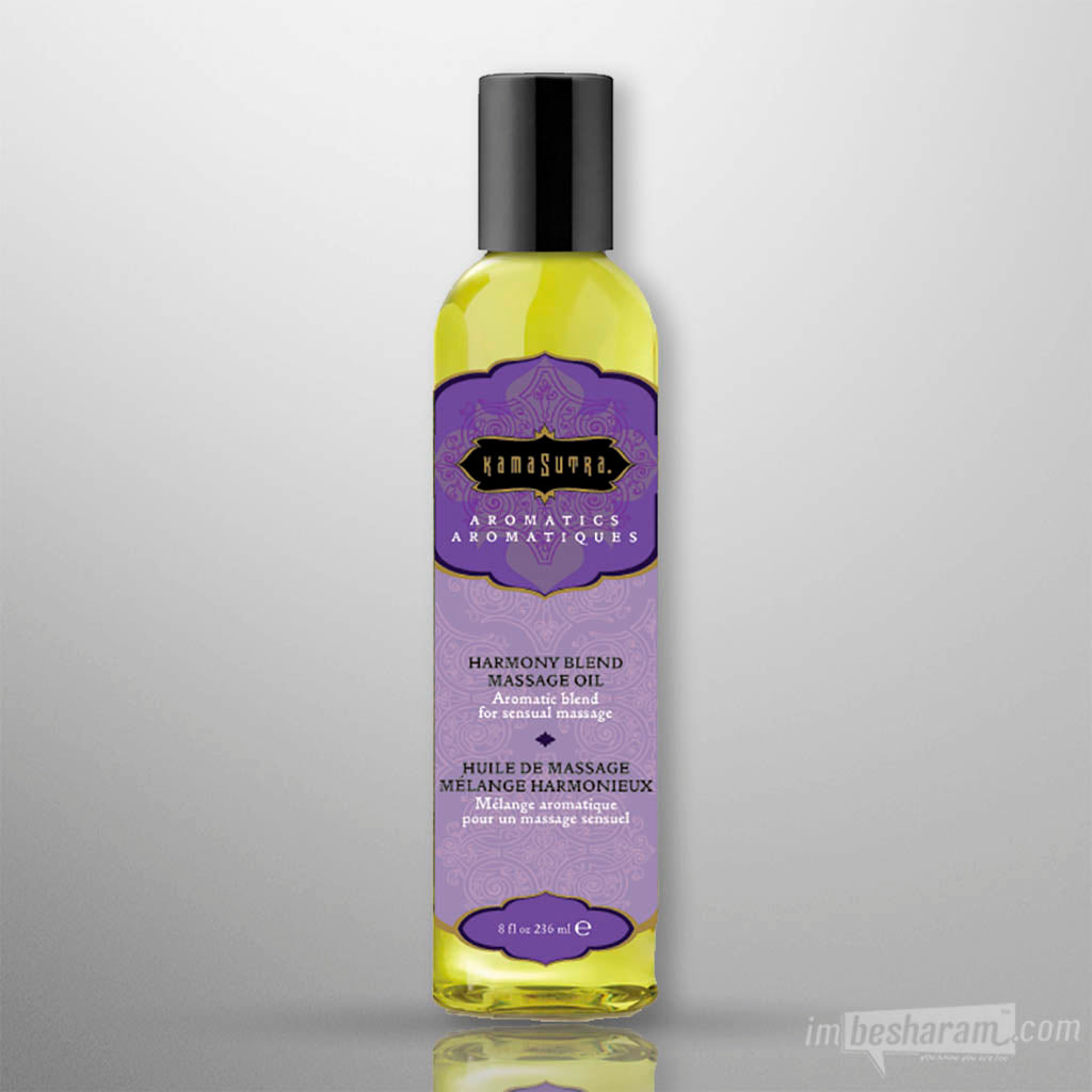 Kama Sutra Aromatic Massage Oil 8oz main image 4