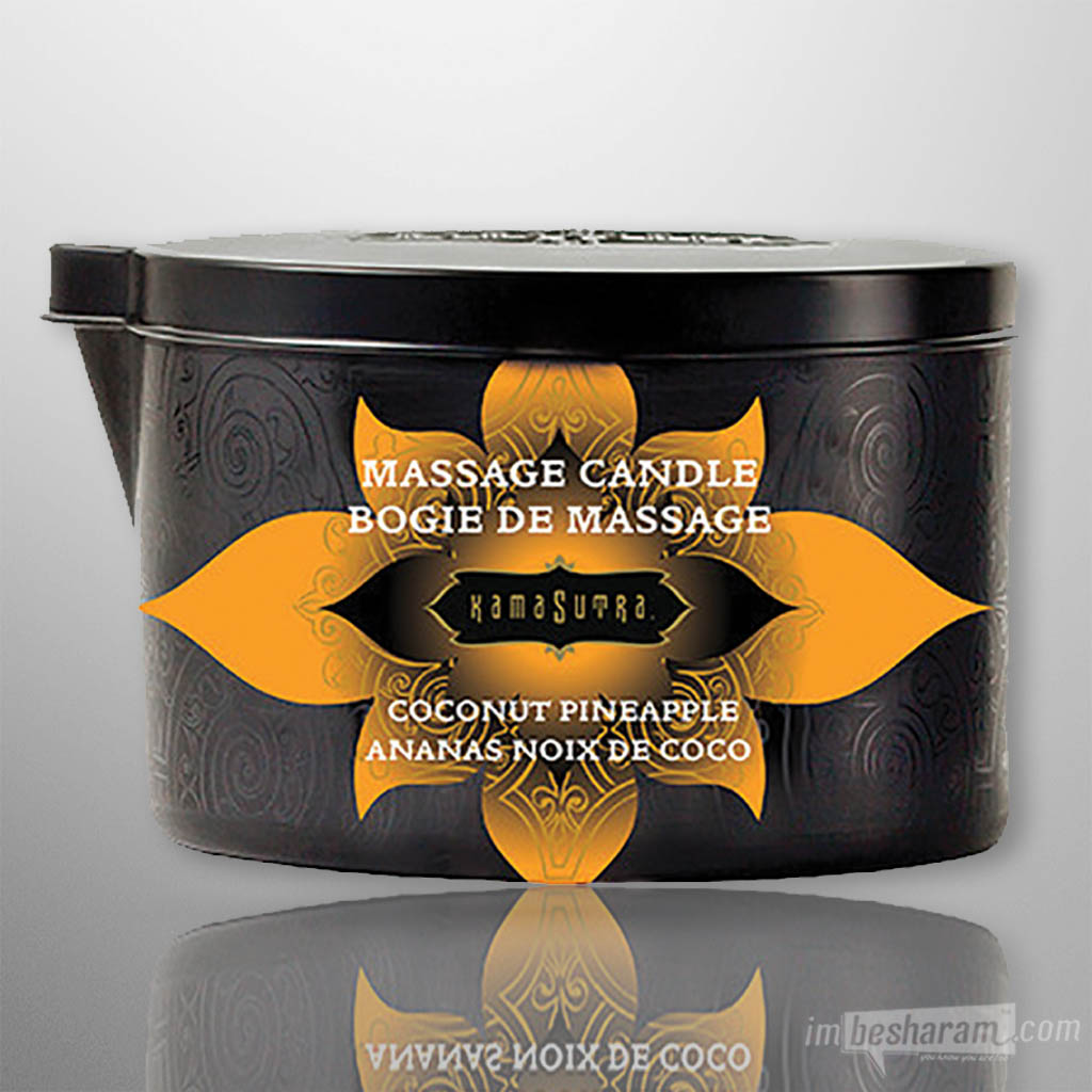 Kama Sutra Ignite Massage Candle main image 5