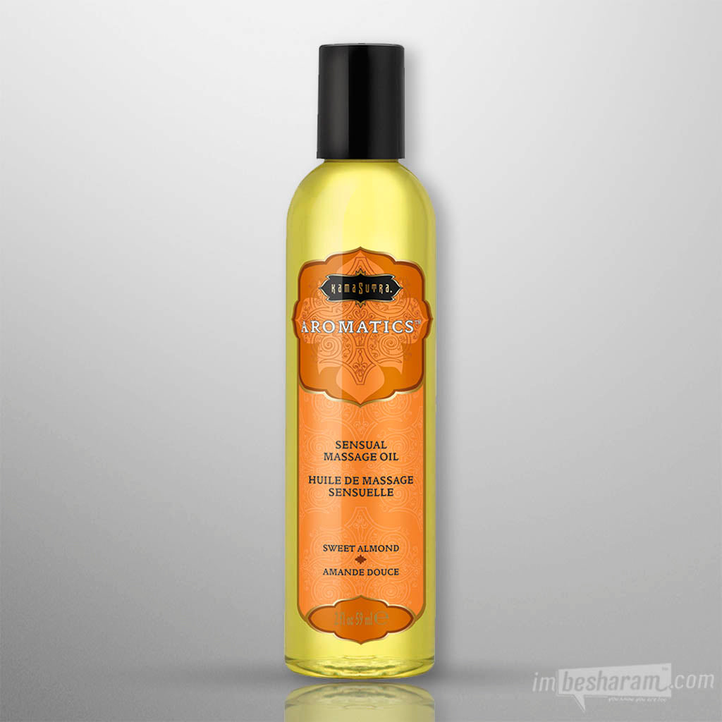 Kama Sutra Aromatic Massage Oil 2oz main image 1