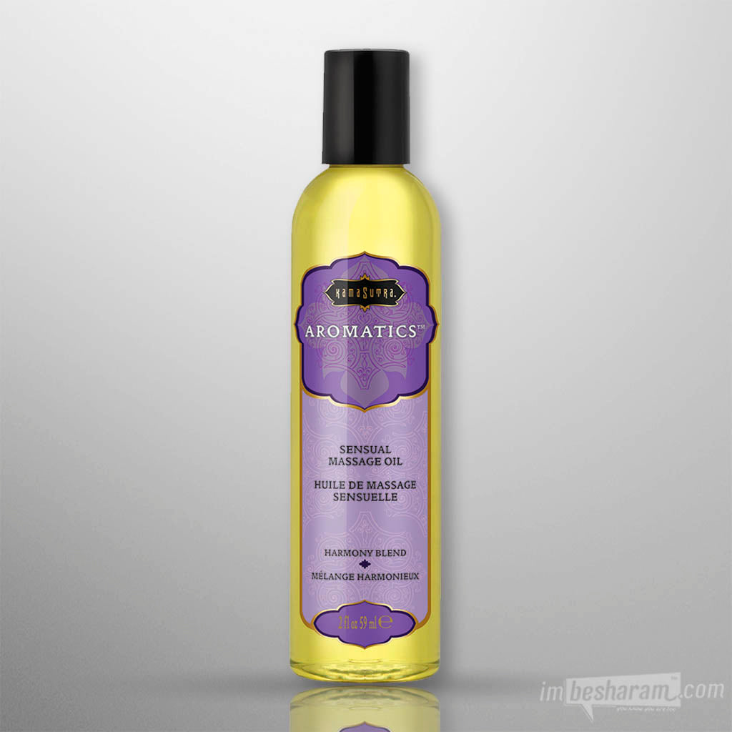 Kama Sutra Aromatic Massage Oil 2oz main image 2