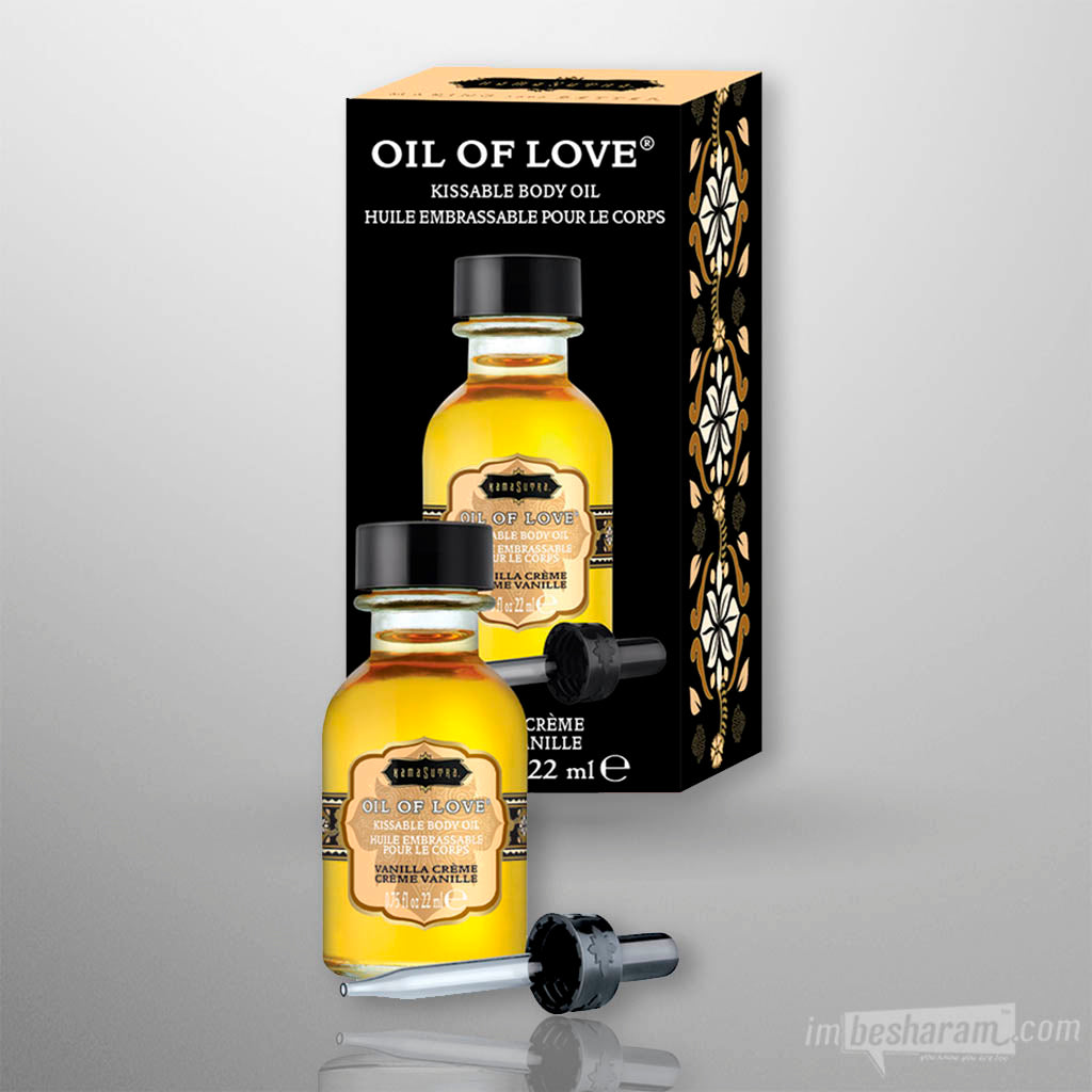 Kama Sutra Oil Of Love 0.75oz main image 6