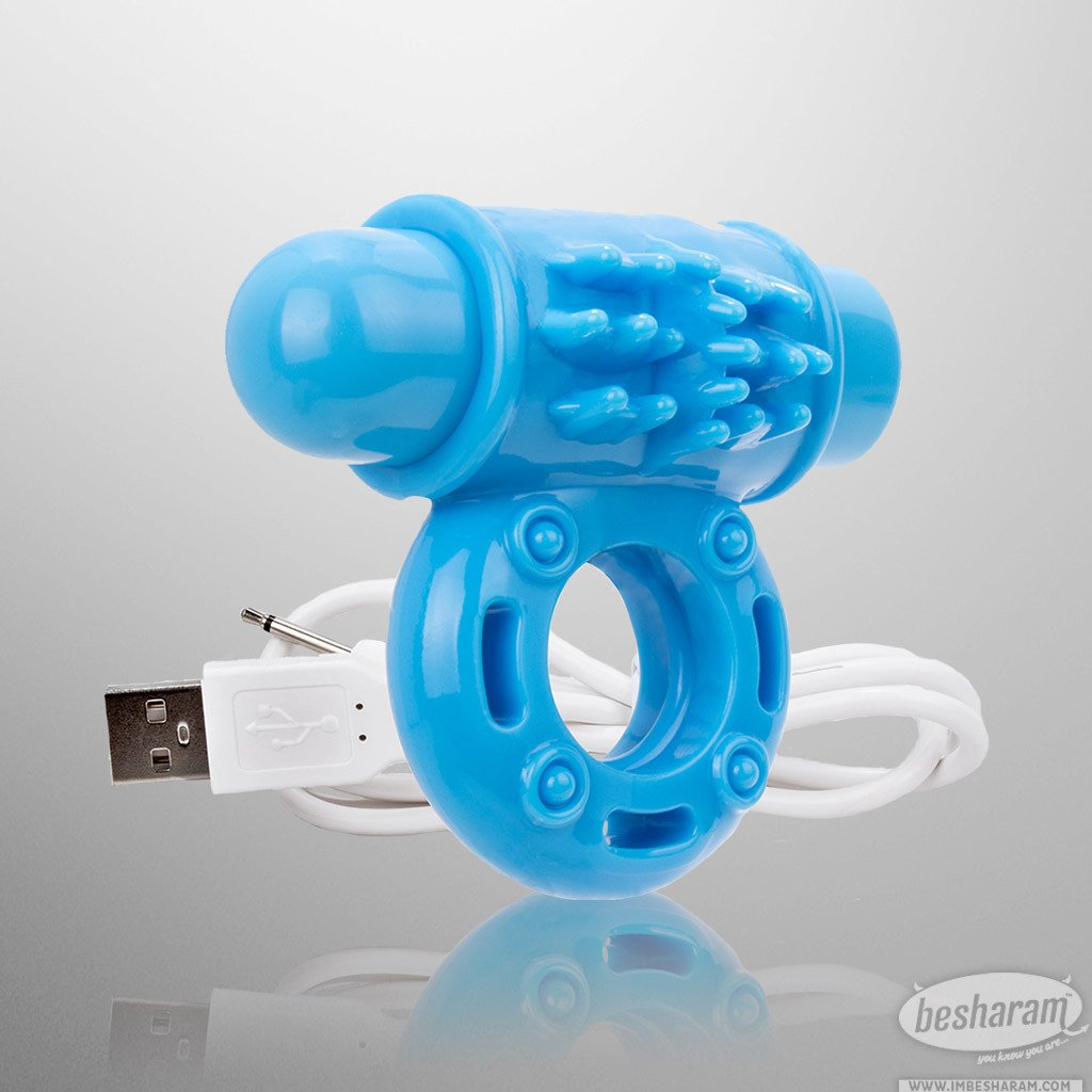 Screaming O OWow Rechargeable Vibrating C-Ring