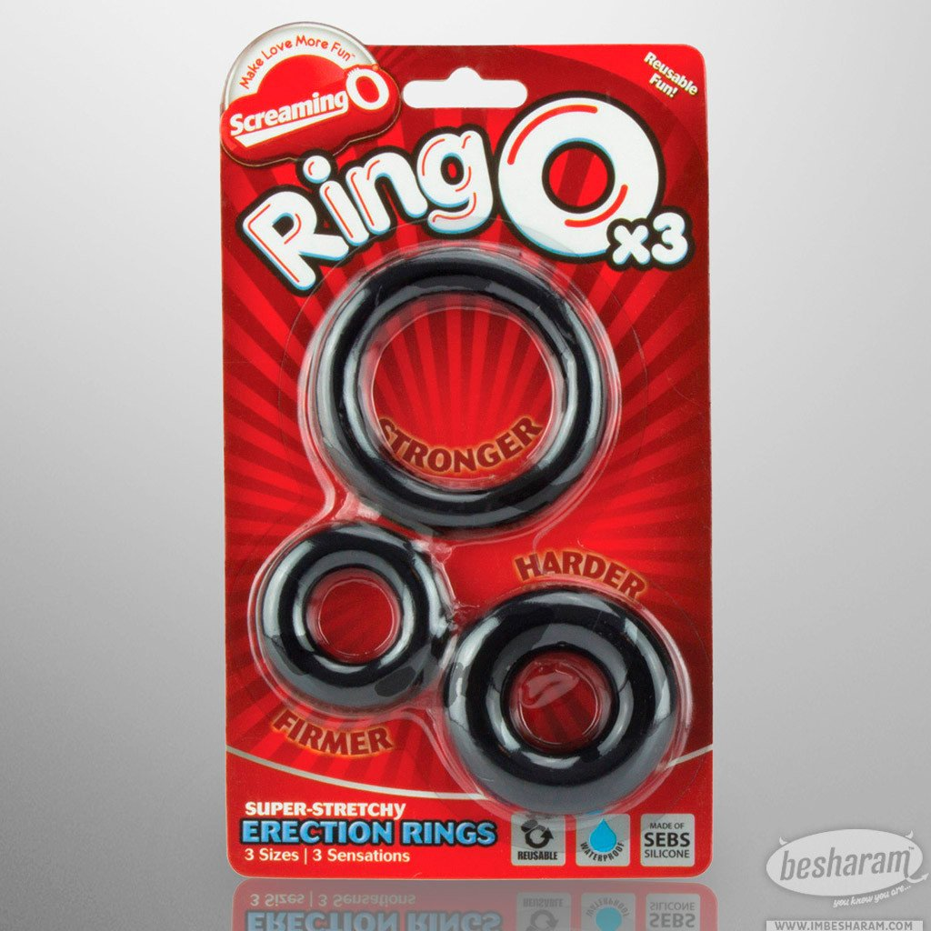 Screaming O RingO - Pack of 3 C-Rings main image 1