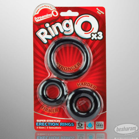 Screaming O RingO - Pack of 3 C-Rings