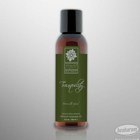 Sliquid Organics Sensual Massage Oil