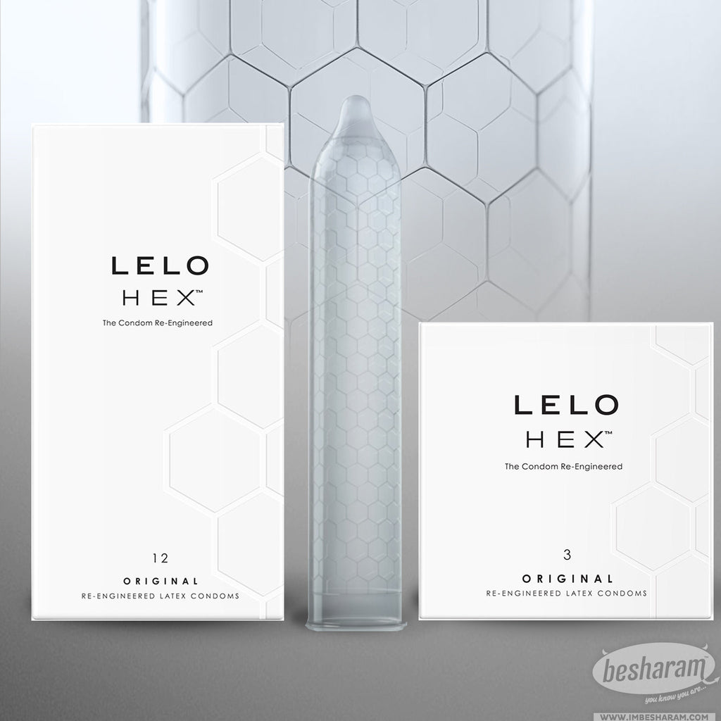 LELO Hex Condoms main image 1