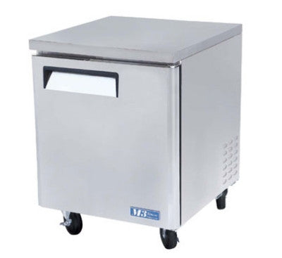 Turbo Air MUF-28 7-cu ft Undercounter Freezer w/ (1) Section & (1) Door, 115v - demodsl