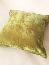 Velvet & Printed  Pillow Cover