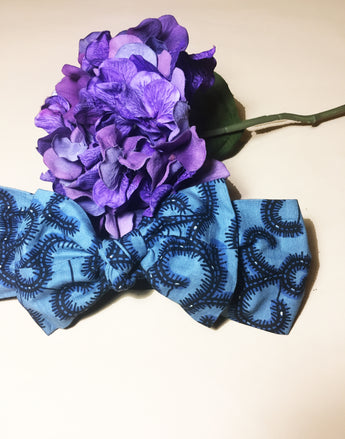 The HALLE Bow Headband