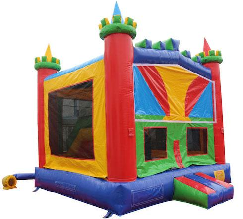 slide bouncy caste house for rental
