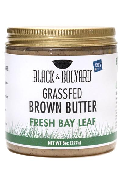 Brown Butter - Fresh Bay Leaf