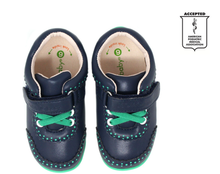 Momo Baby Boys Sneaker Shoes (First Walker & Toddler) - Paul Navy