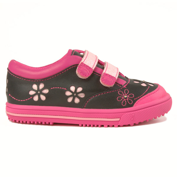 "Momo Grow Girls ""Sophia"" Light-Up Sneaker Shoes (Toddler & Little Girl)"