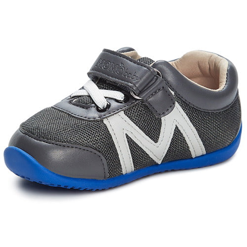 Momo Baby Boys First Walker Toddler Hunter Sneaker Shoes