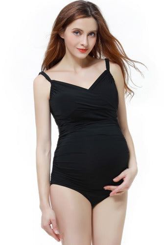 79769349e1 Momo Maternity UPF 50+ One Piece Swim Bathing Suit