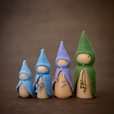 Blueberry Gnome Sets
