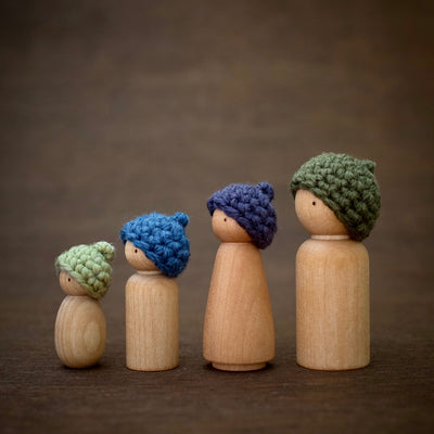 Blueberry Poppet Sets