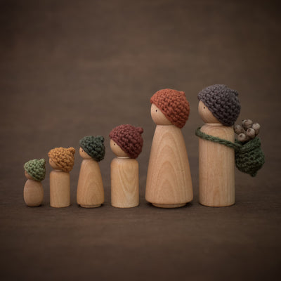 Forest Poppet Sets