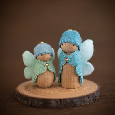 Seaside Fairy Pair