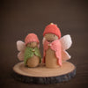 Strawberry Fairy Pair