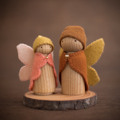 Outback Fairy Pair