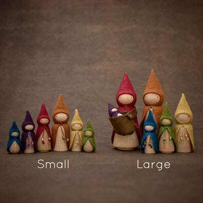 Rainbow Gnome Sets
