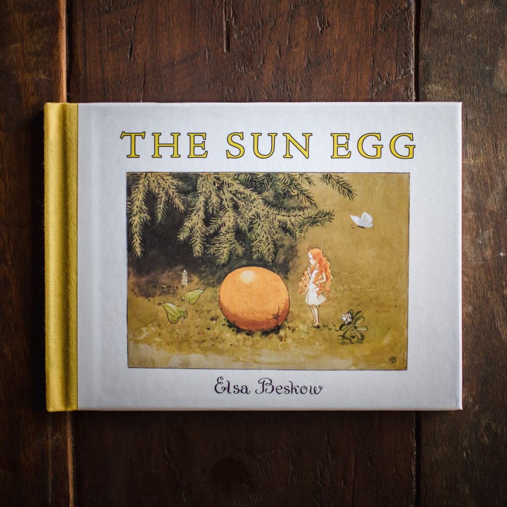 The Sun Egg by Elsa Beskow.
