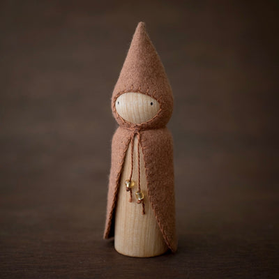 Vegan-Friendly Forest Gnomes - Build a Set