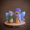 Blueberry Fairy Pair