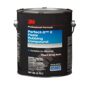3M Perfect-It™ II Rubbing Compound 1 Gallon