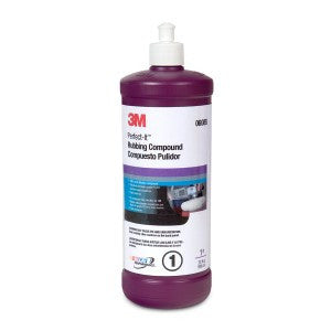3M 06085 Perfect-It Rubbing Compound - 1 Quart