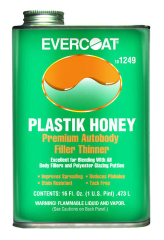 Evercoat Plastic Honey, Pint, 101249