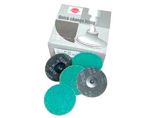 "Sunmight QUICK CHANGE DISC 2"" R TYPE 36 GRIT"