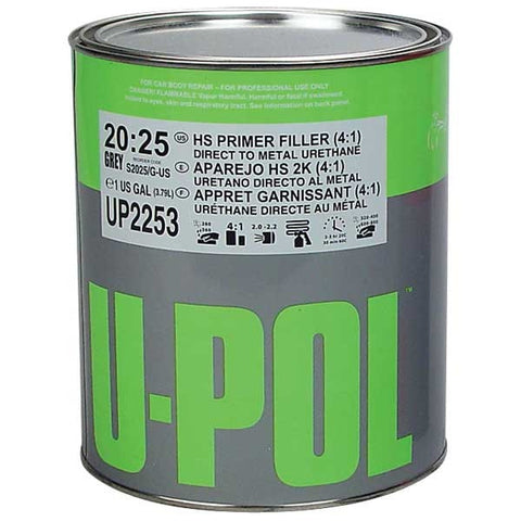 U-Pol UP2253 HS Primer Filler (4:1) Gray
