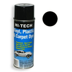Hi-Tech HT470 Vinyl Plastic & Carpet Dye - Black