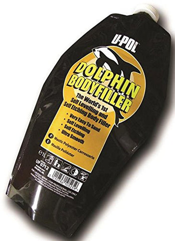 0712 DOLPHIN GLAZE Self-Leveling Polyester Finishing - 1L