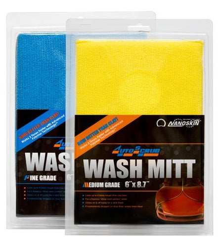 PRE 8130714  AUTOSCRUB WASH MITT-MEDIUM