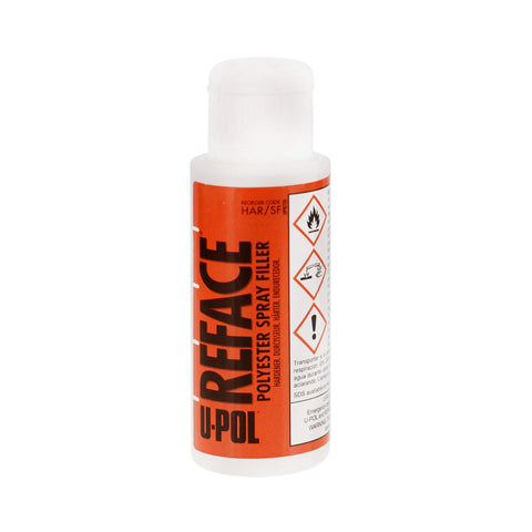 Reface Polyester Spray Filler, 50ml Bottle