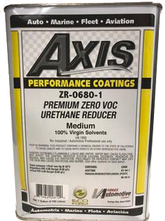 Axis Zero Voc Medium Reducer, 1GAL/5GAL