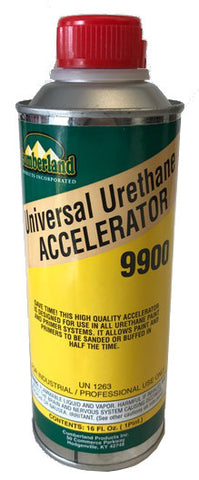 CP-9900 Universal Urethane Accelerator, 16oz. (1Pint.)