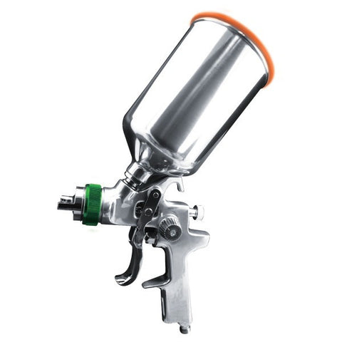 Astro HVLP 505 Gravity Feed Spray Gun - 1.5mm Nozzle with Aluminum Cup