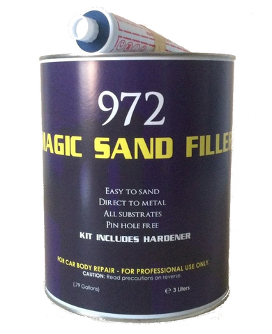 Magic Sand Universal Premium Filler 3L W/ Activator GC 972