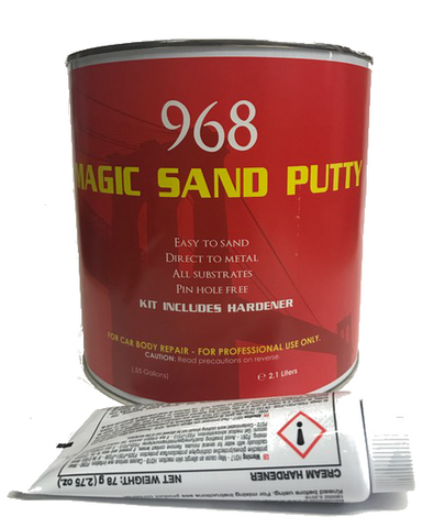 Magic Sand Putty, 968, 2.1L